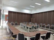 PARTISI PEREDAM SUARA, untuk kantor, workshop, pabrik, PINTU LIPAT REDAM SUARA