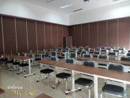 PABRIK PARTISI GESER KEDAP SUARA UTUK HOTEL | MEETING ROOM | BALLROOM